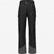 Norrona Lofoten Goretex Insulated Pant Women Caviar