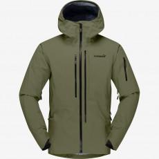 Norrona Lofoten Goretex Pro Jacket Olive Night