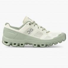 On Running Cloudventure W White / Moss