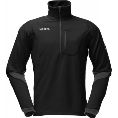 Norrona Trollveggen M's warm2 stretch Caviar, Mountainproshop