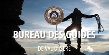 bureau des guides de val d'Isère